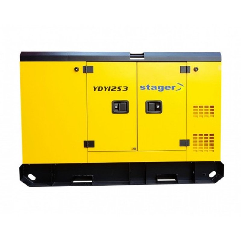 Generator insonorizat Stager YDY12S3